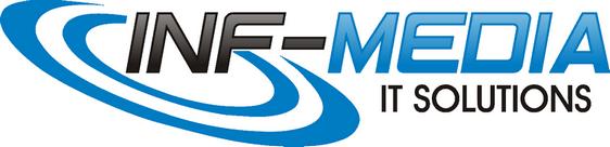 logo firmy Inf-Media
