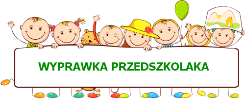 wyprawka przedszkolaka uśmiechnięte dzieci