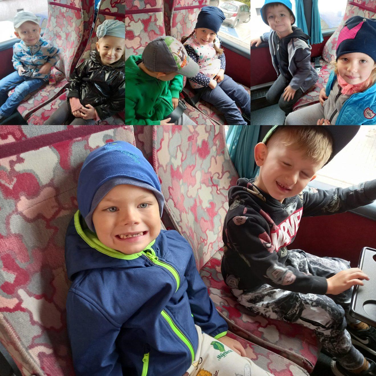 dzieci w autokarze 2