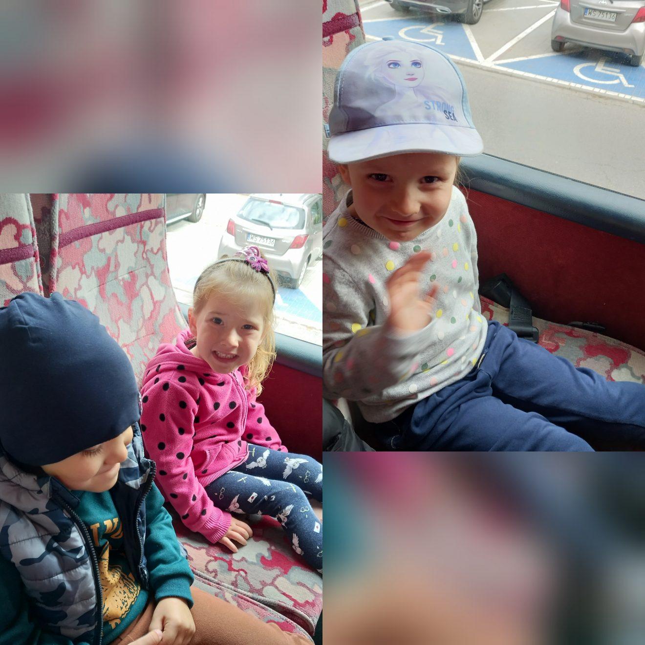 dzieci w autokarze 1
